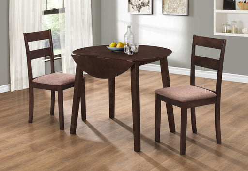 Fred 3 Pc Round Dinette