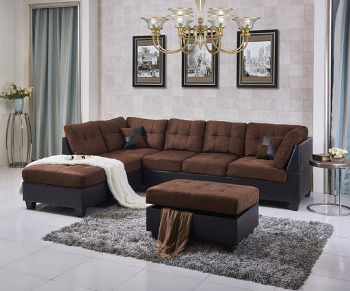 Santiago 2 Pc Sectional Sofa