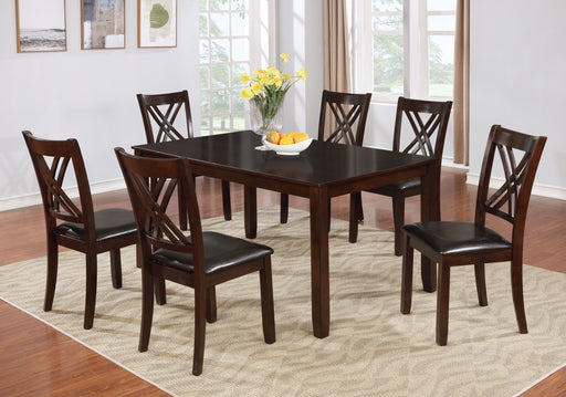 Faith 7 Pc Dinette