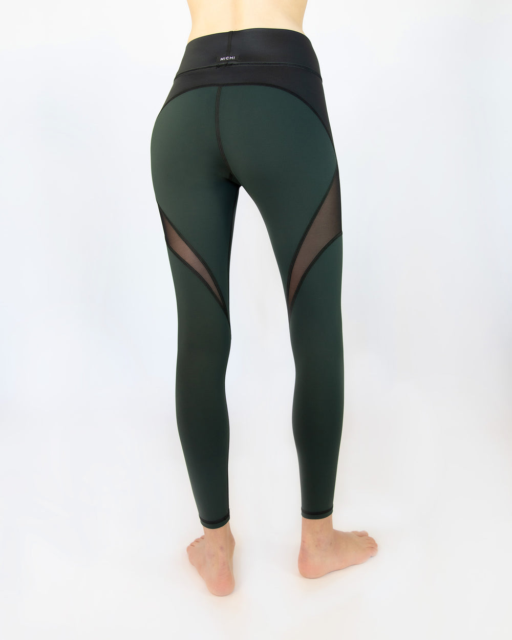 Glow Legging - Forest
