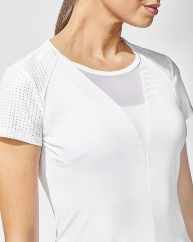 Ace Top - White