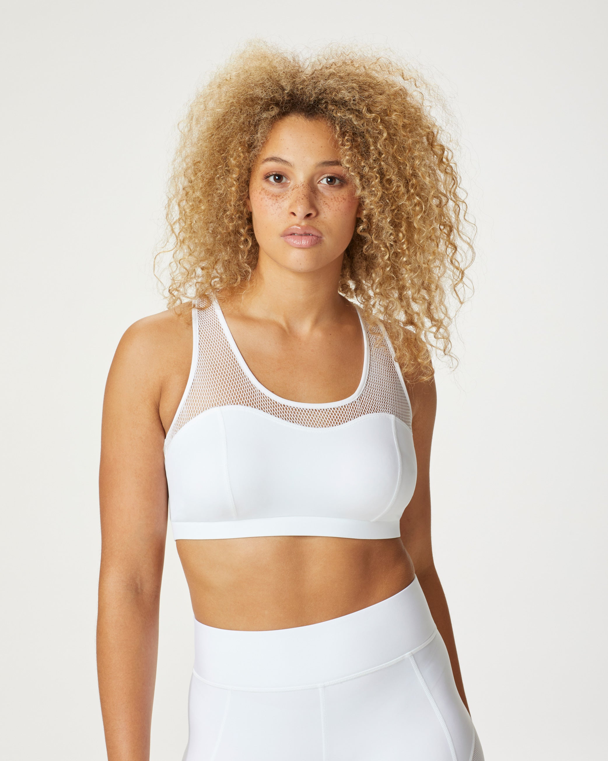 Antigravity Bra - White
