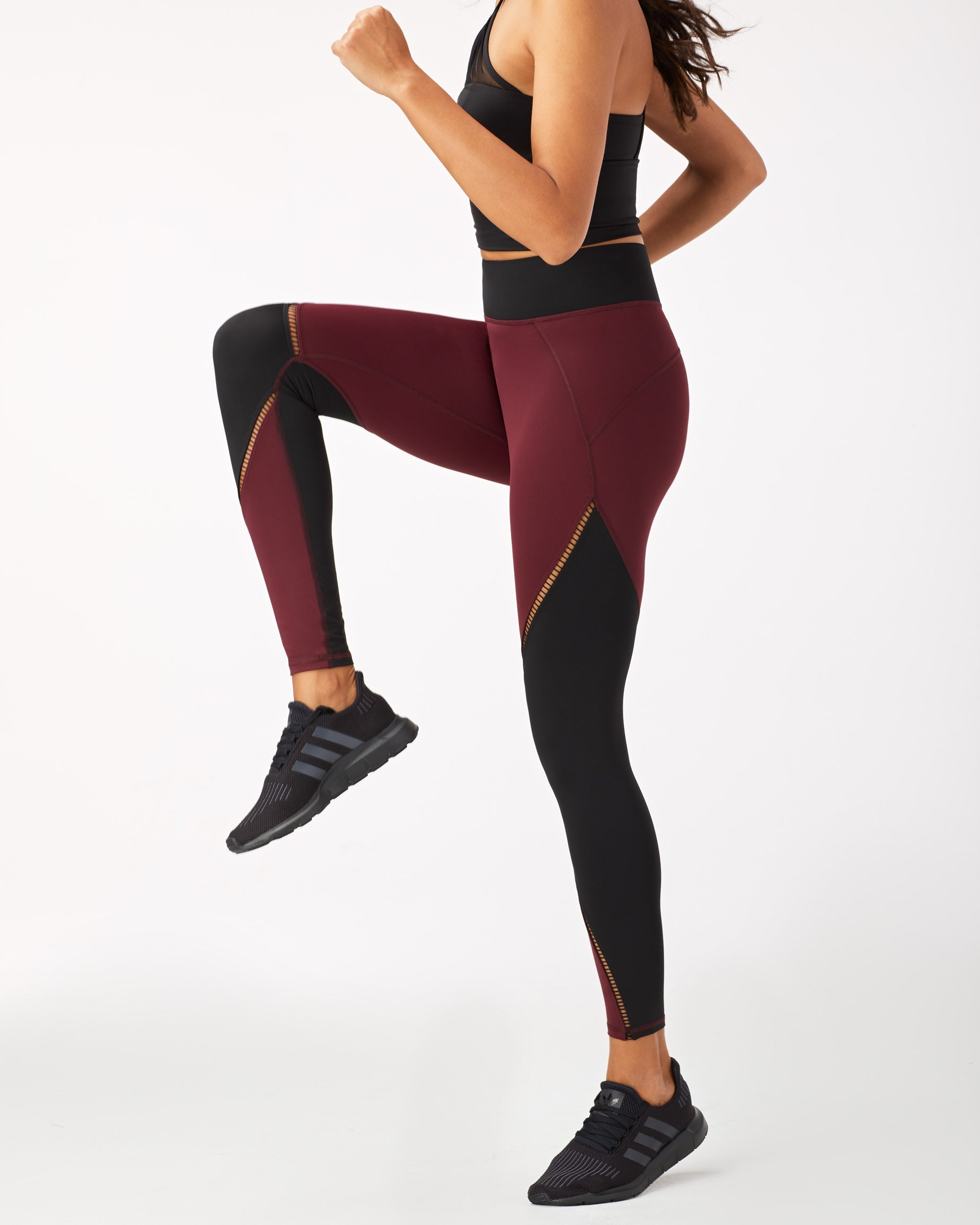 Axial Legging - Wine