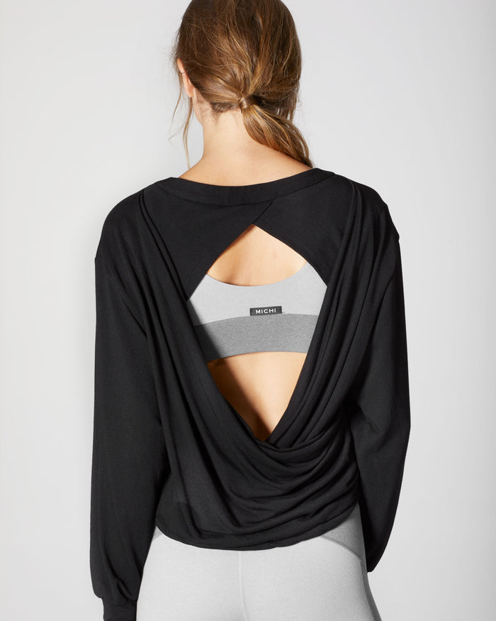 Breeze Sweatshirt - Black