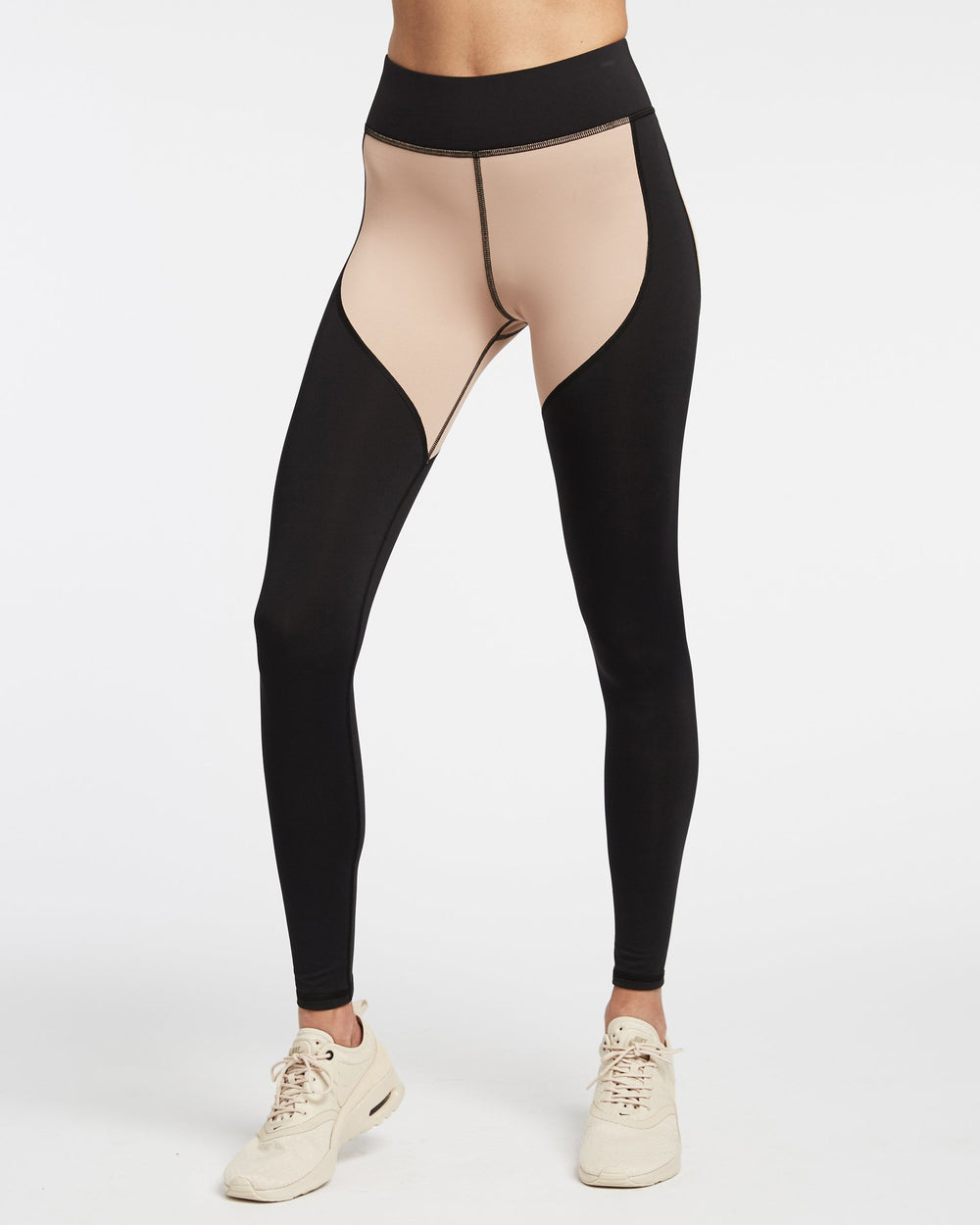 Cadence Legging - Nude Pink