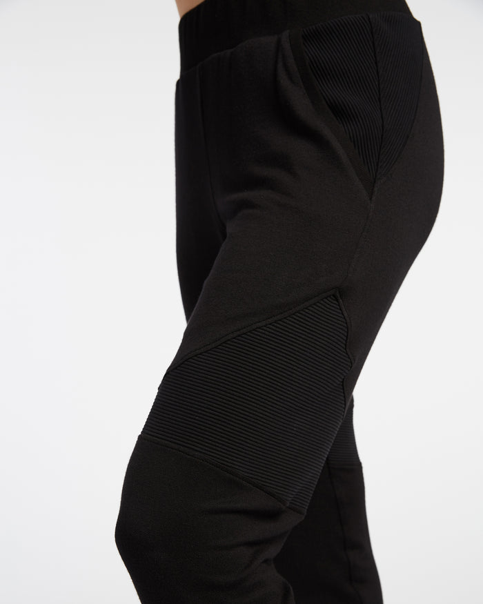 Combat Sweatpant - Black