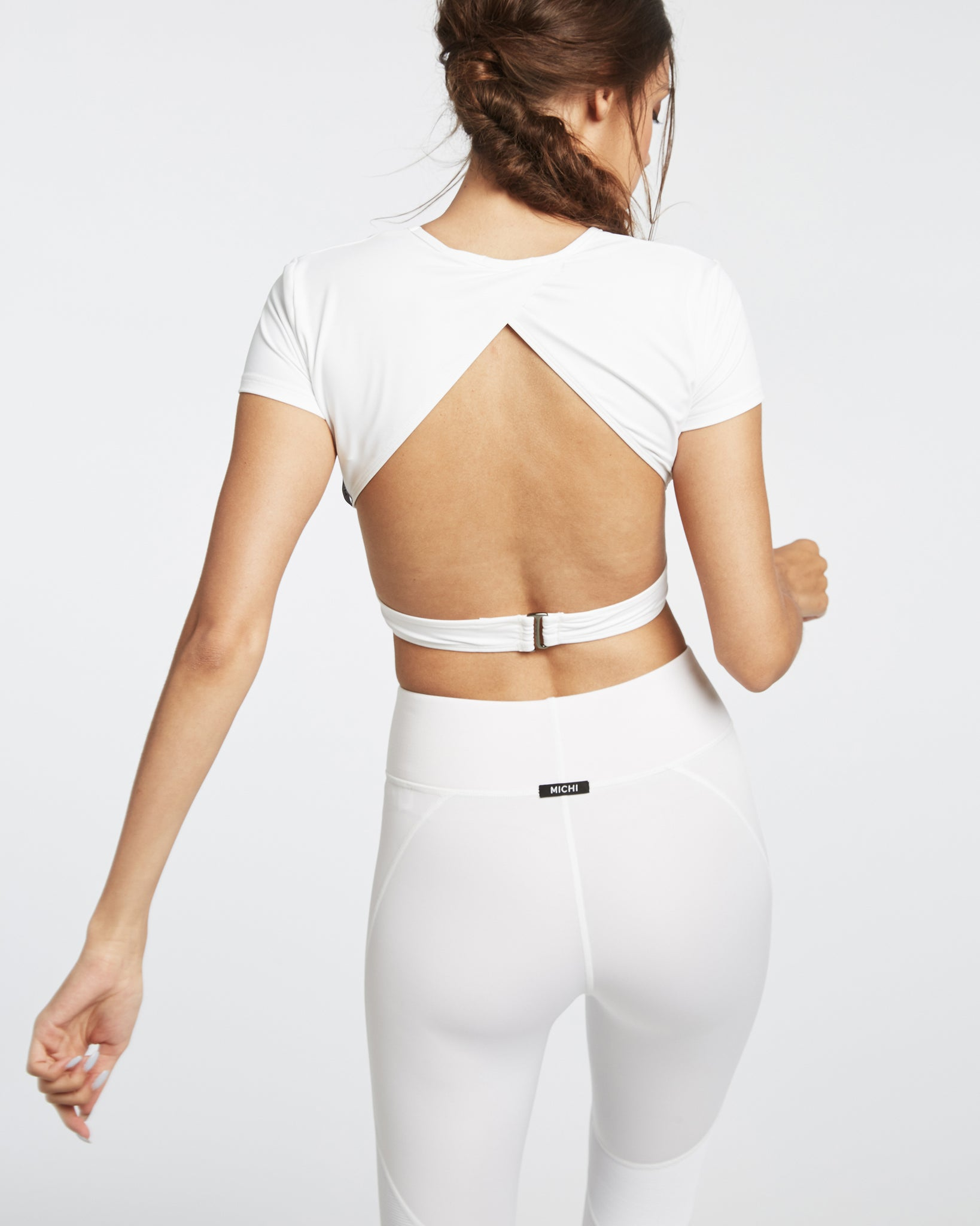 Dive Rash Guard - White