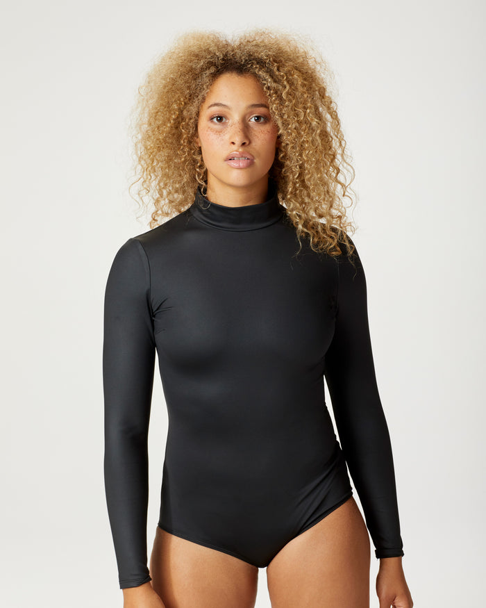 Electric Bodysuit - Black