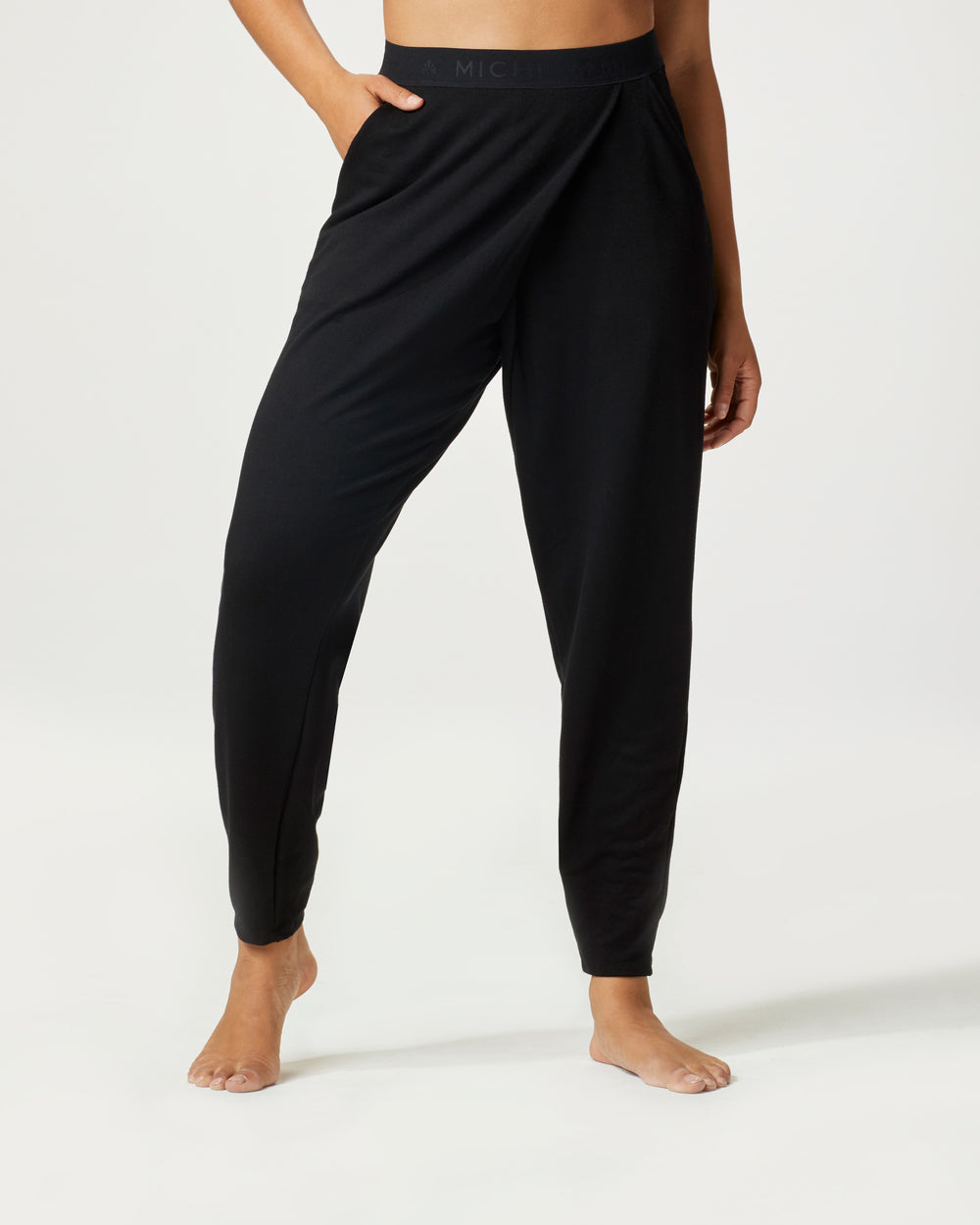 Era Lounge Pant - Black