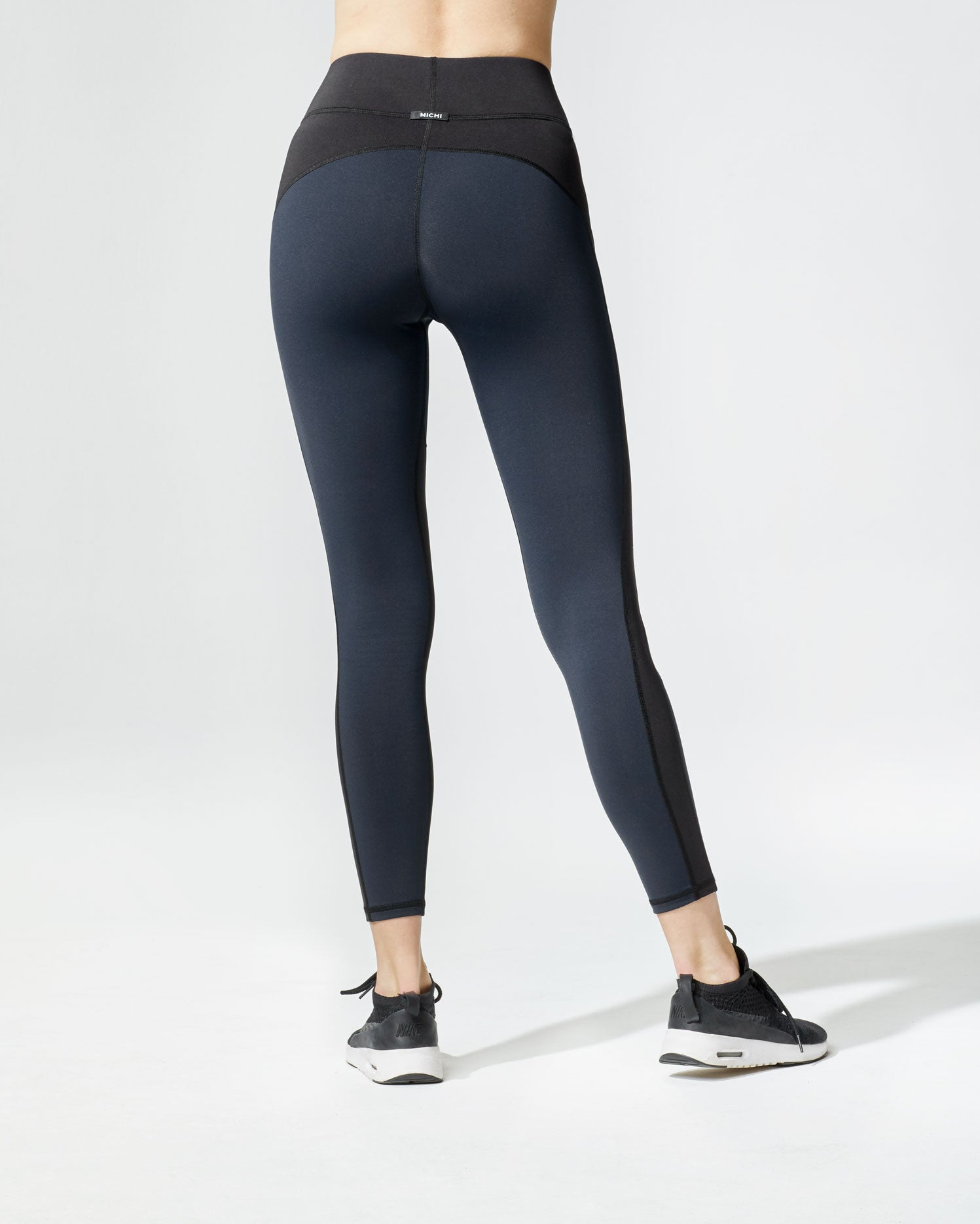Extension Legging - Navy/Black