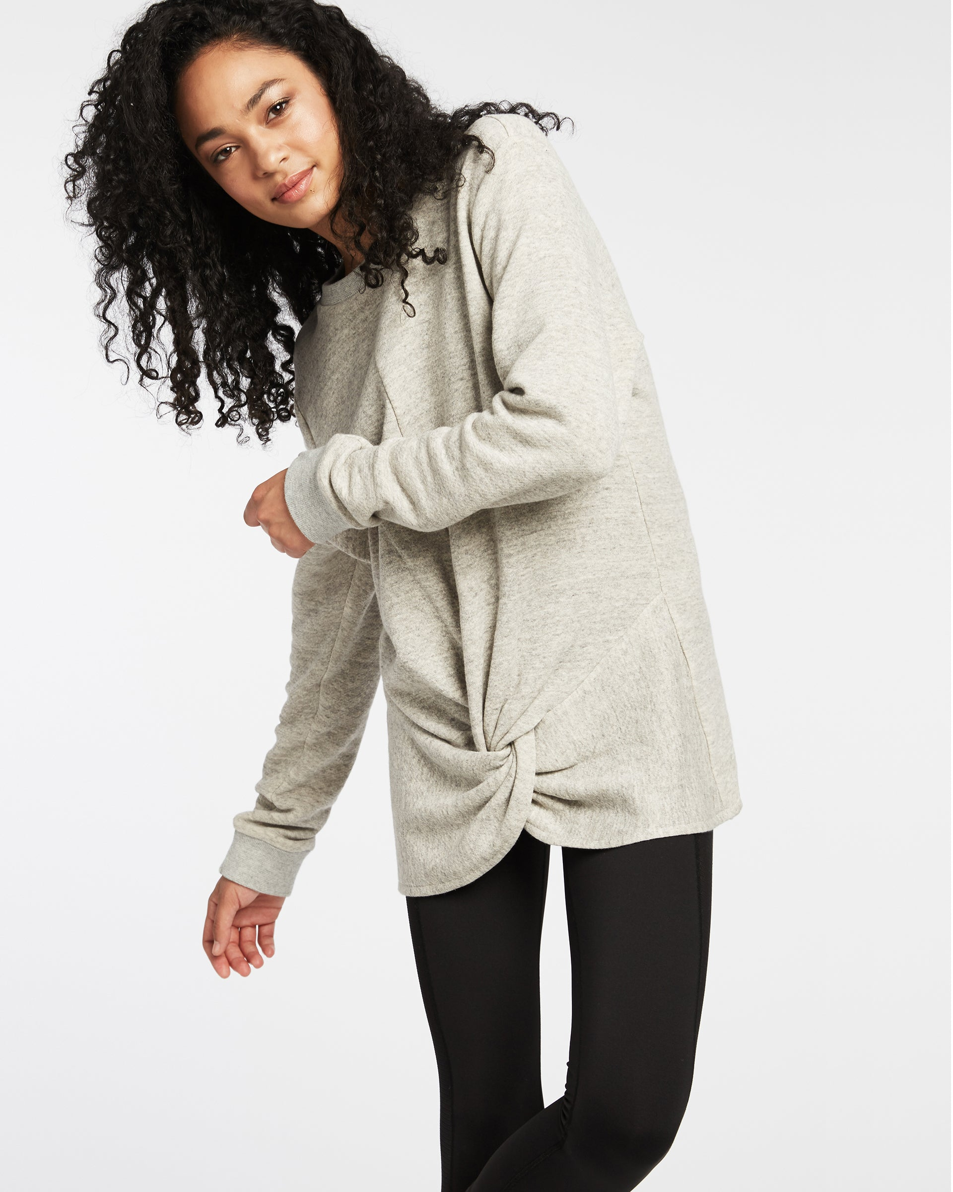 farfalla-sweatshirt-heather-grey
