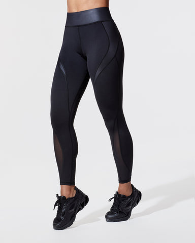 Flare Legging - Black