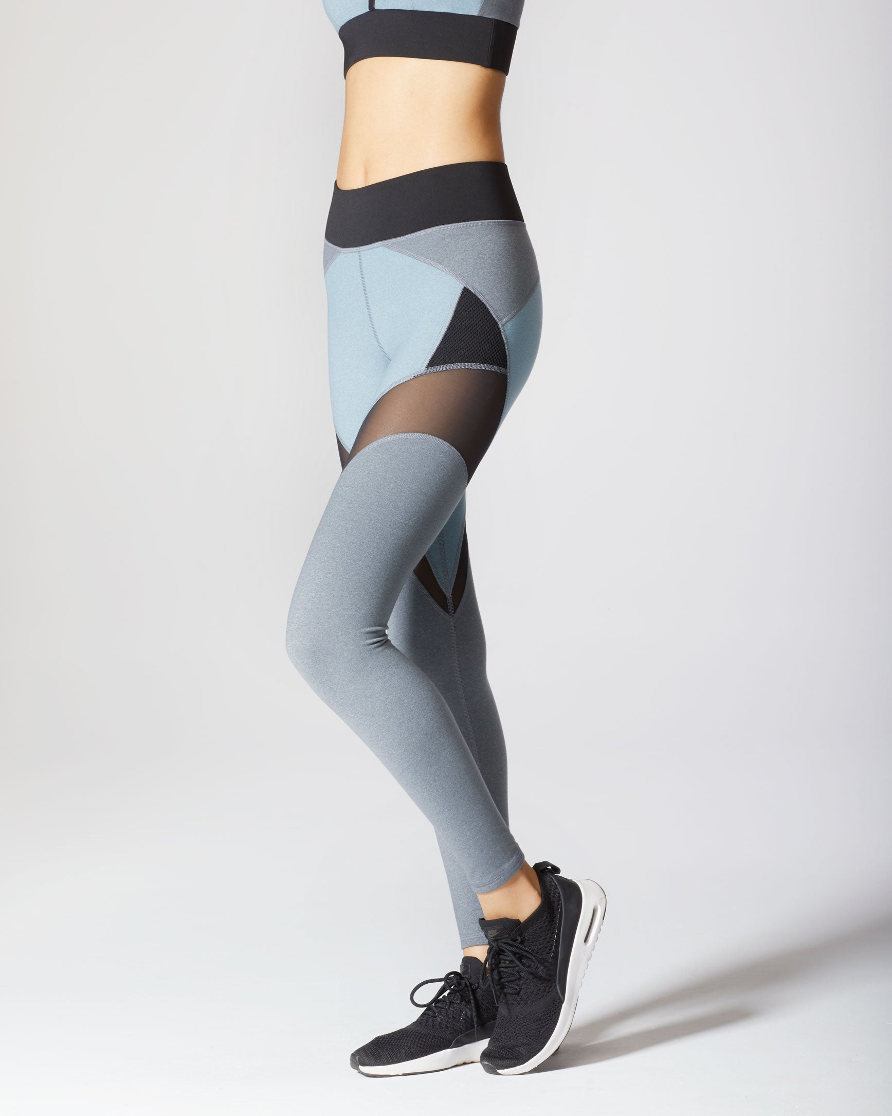 Glacier Legging - Angelite Blue