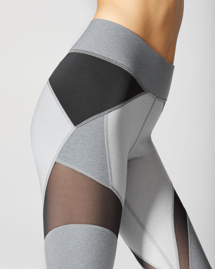 Glacier Legging - Moonstone Grey