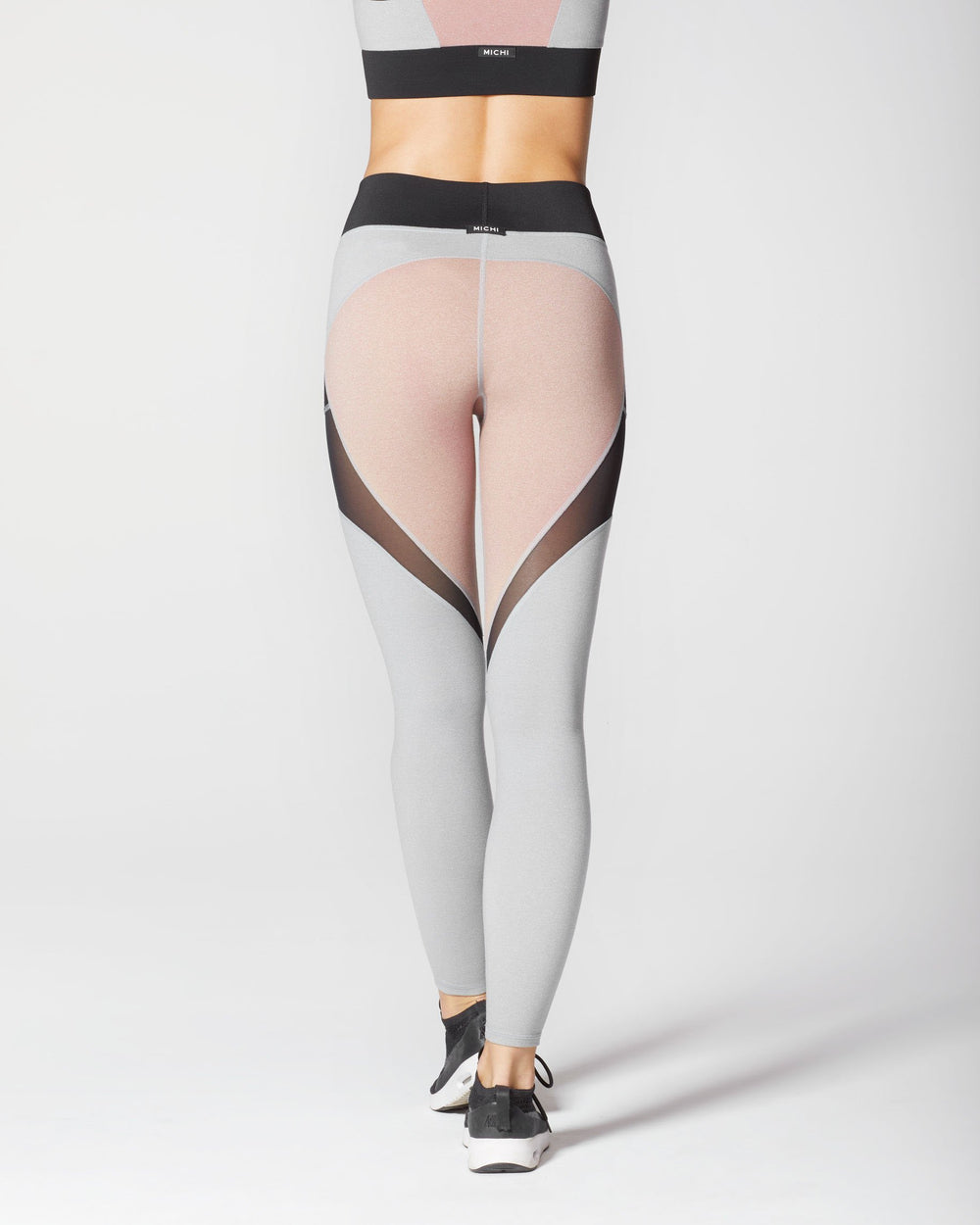 Glacier Legging - Rose Quartz