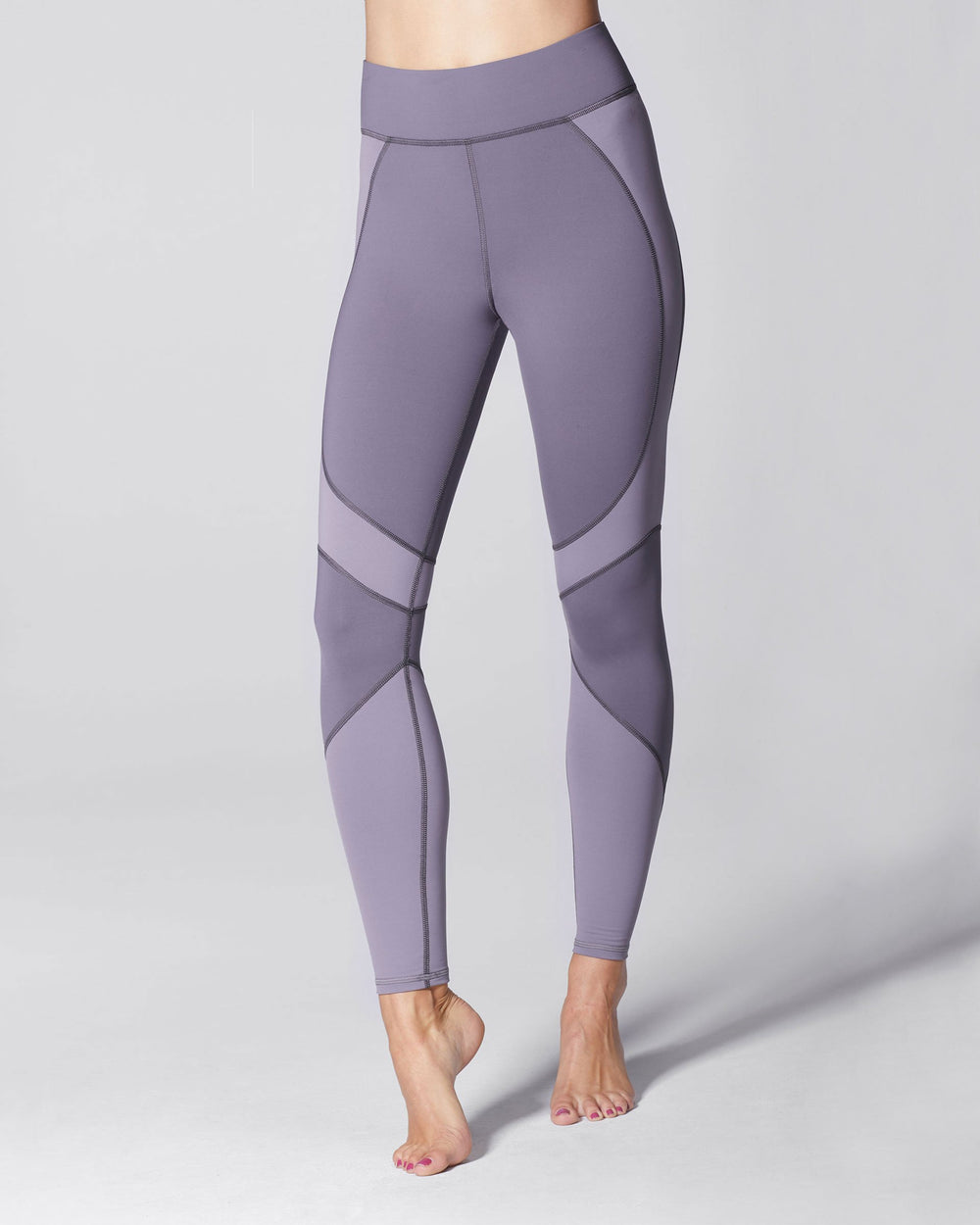 Glory Legging - Mauve