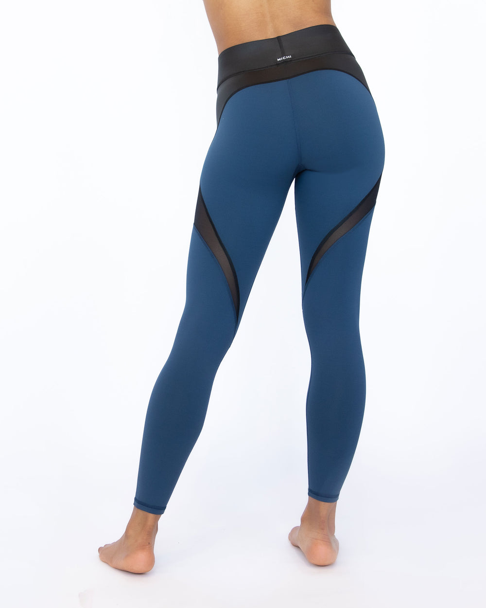 Glow Legging - Ink
