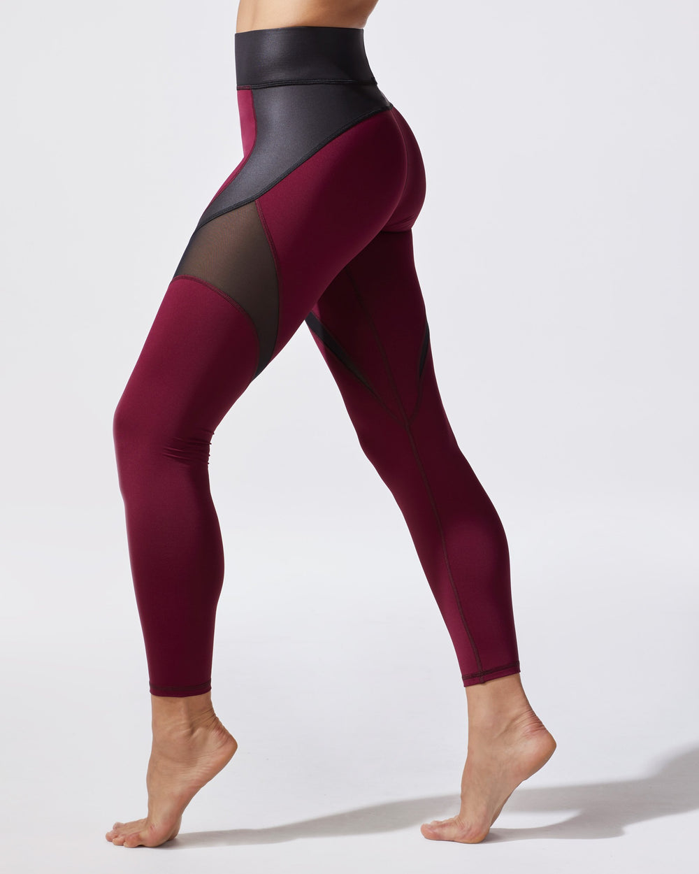 Glow Legging - Shiraz