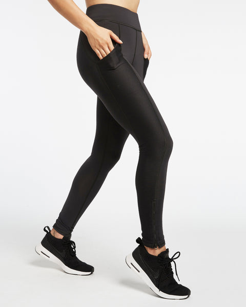 Ignite Pocket Legging - Black