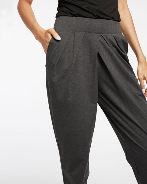 Industria Pant - Charcoal Grey