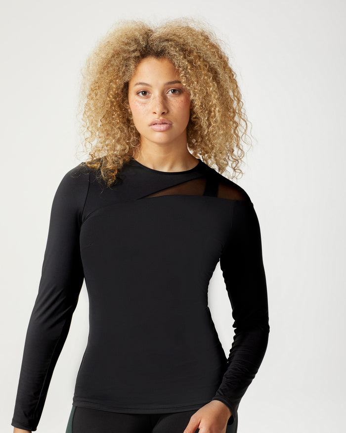 Inferno Top - Black