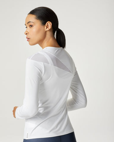 Inferno Top - White