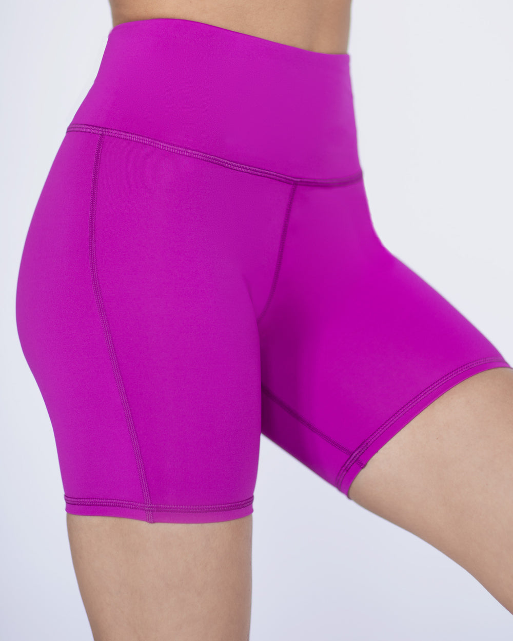 Instinct Bike Short 7 1/2 Inch - Magenta