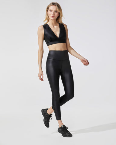 Instinct Gloss Legging - Black