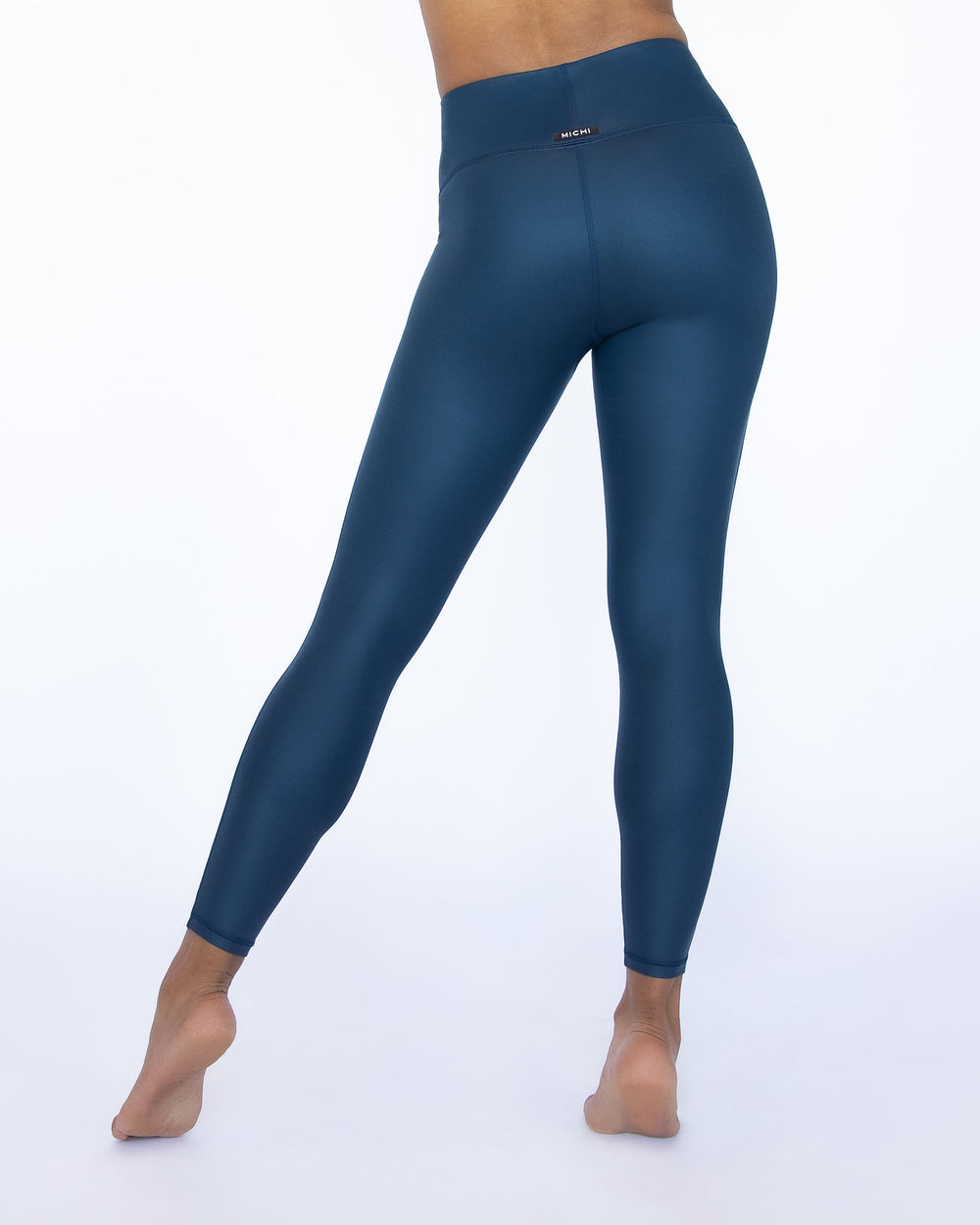 Instinct Gloss Legging - Ink