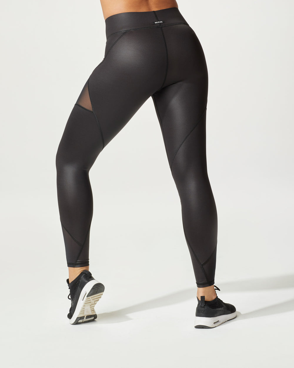 Inversion Rise Legging - Black