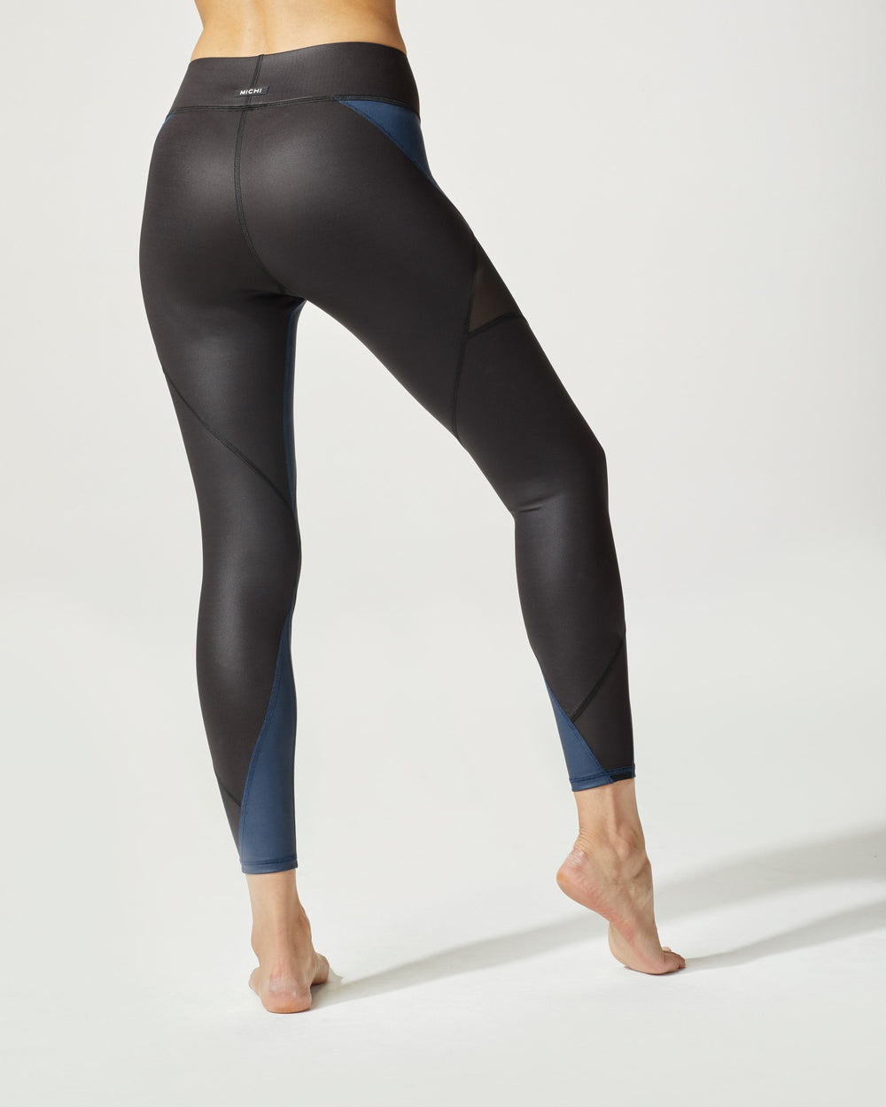 Inversion Rise Legging - Black/Ink