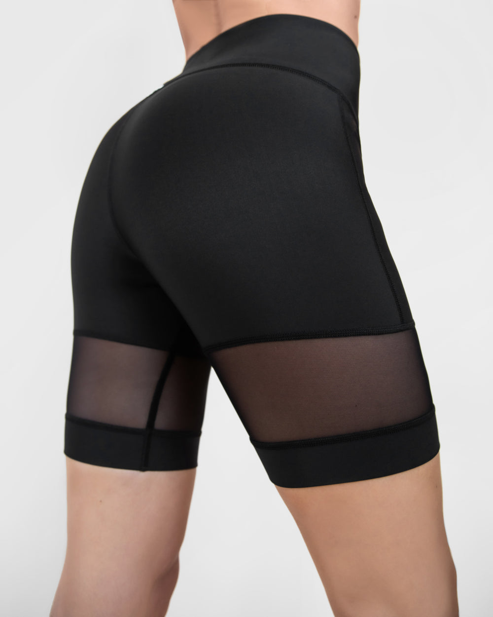 Kinetic Bike Short - Black