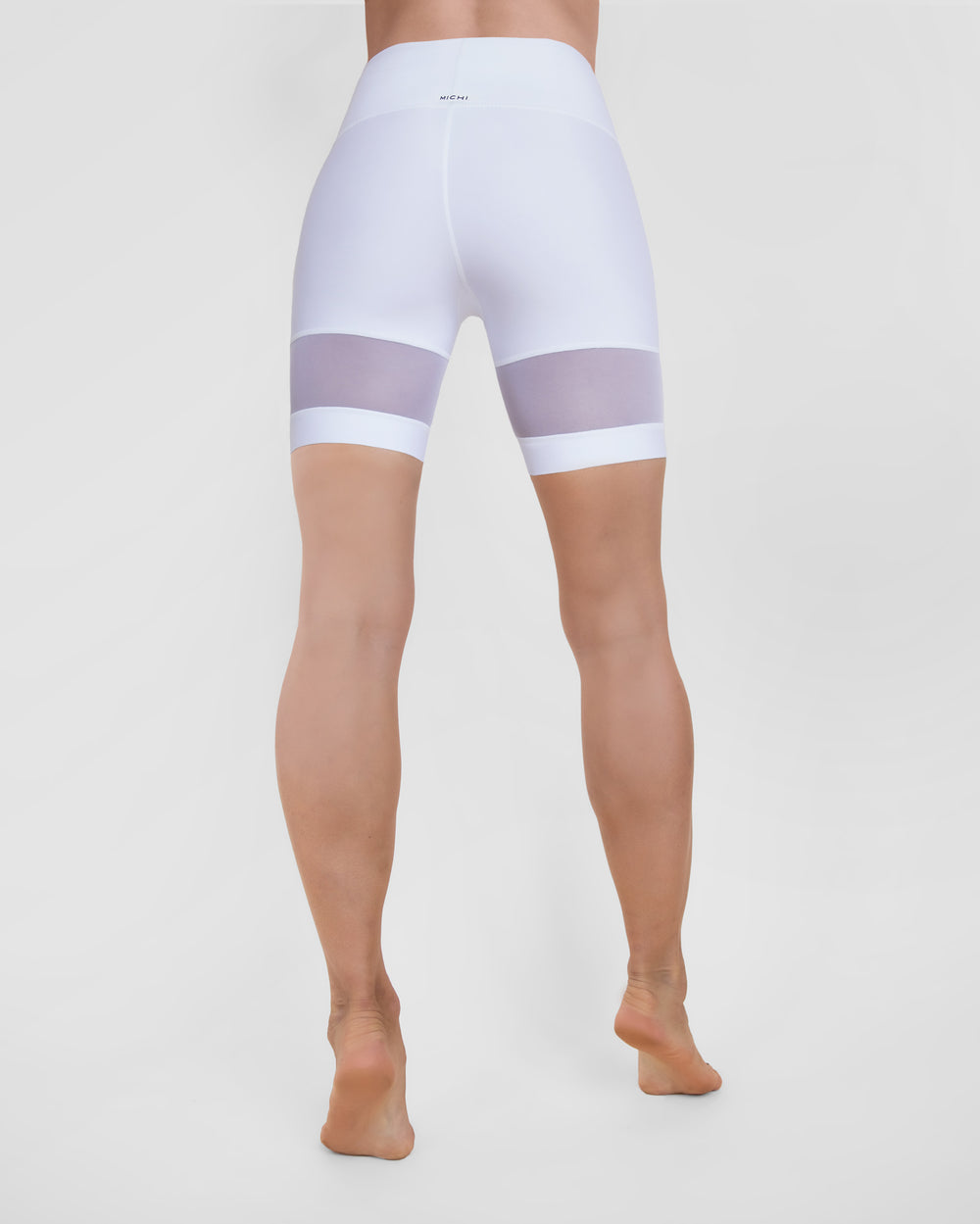Kinetic Bike Short - White