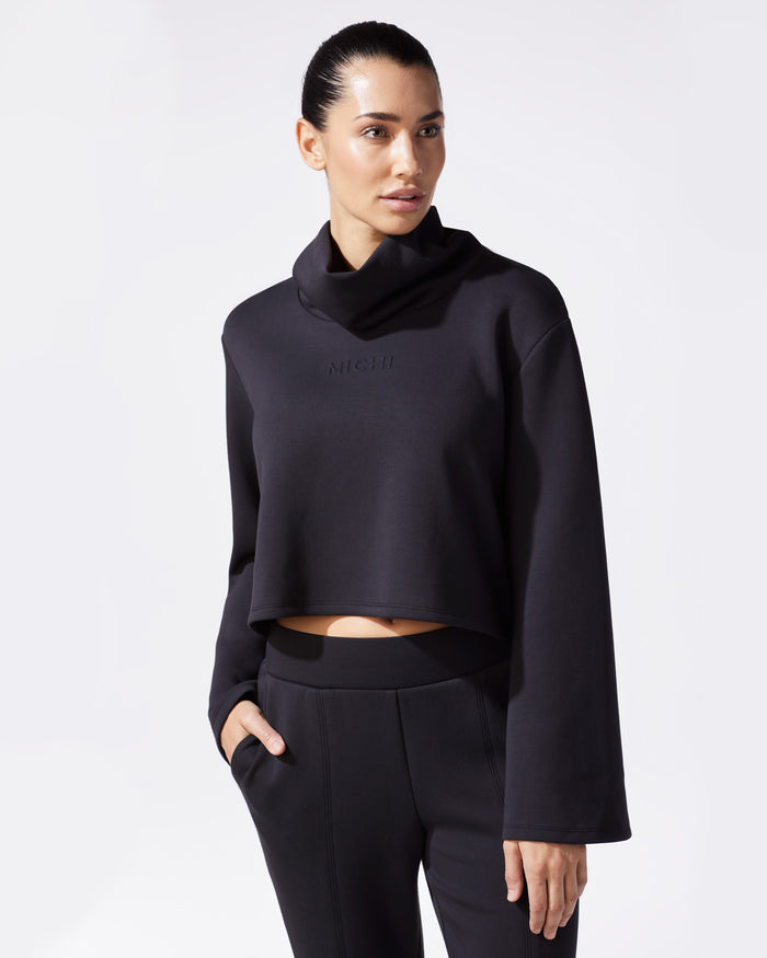 Lair Sweater - Black