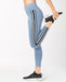 Le Mans High Waisted Legging - Storm Blue