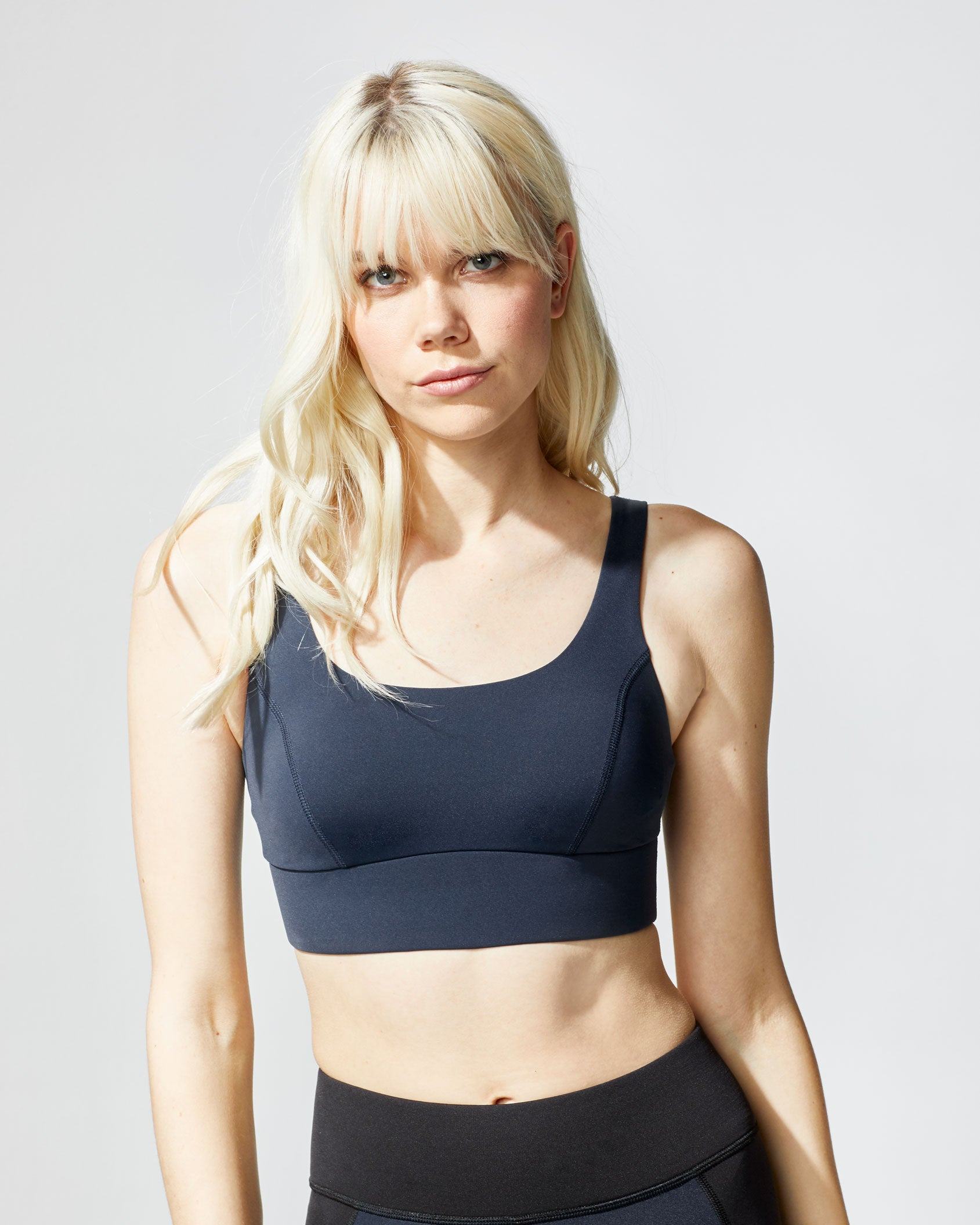 Lotus Bra - Deep Sea Navy