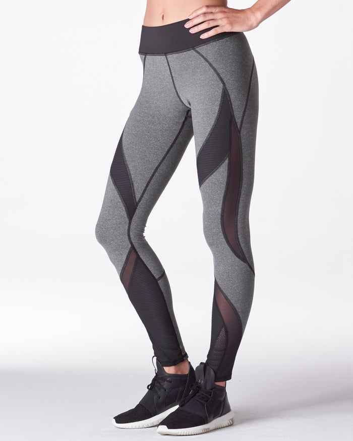 Spire Legging - Grey