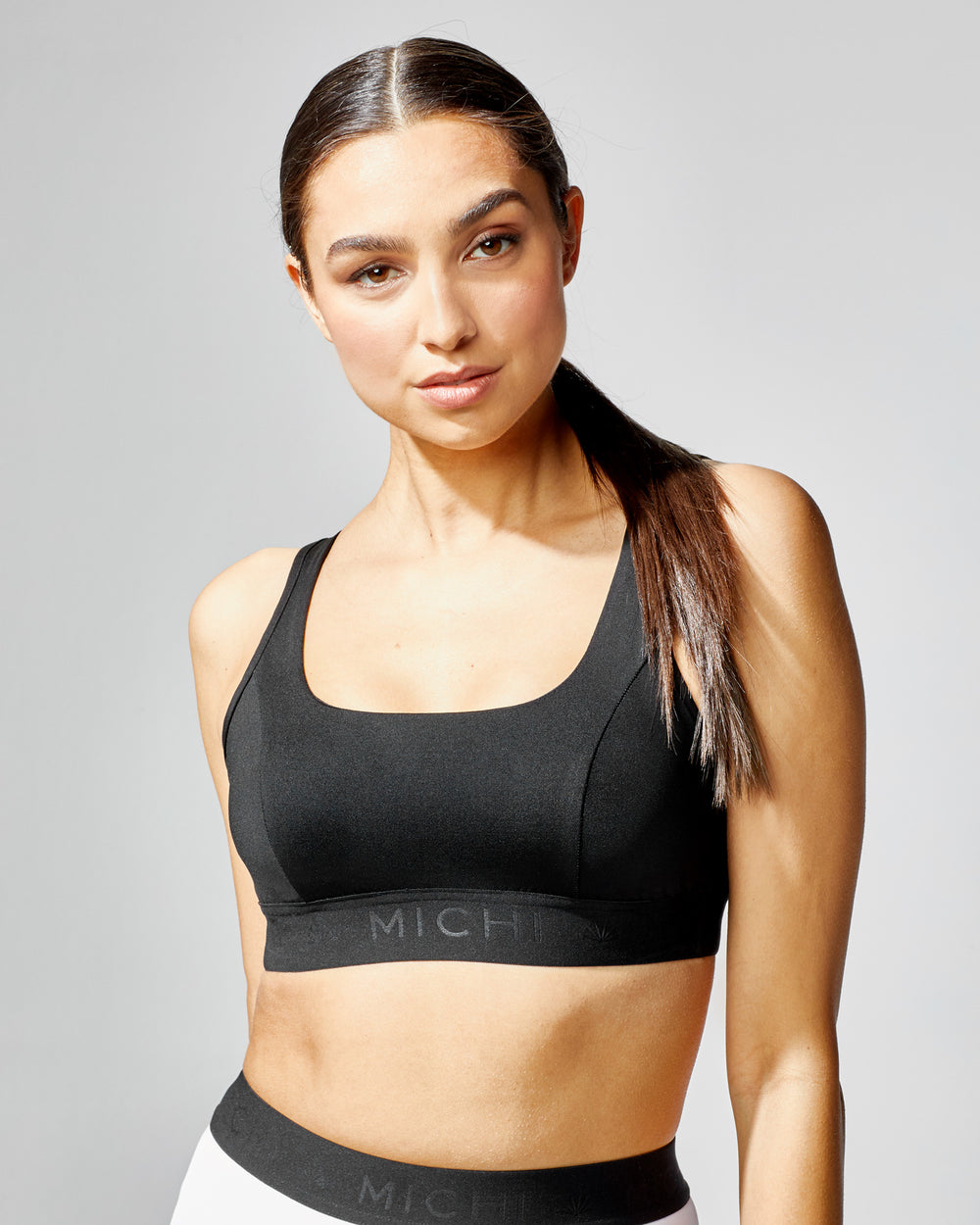 Match Bra - Black