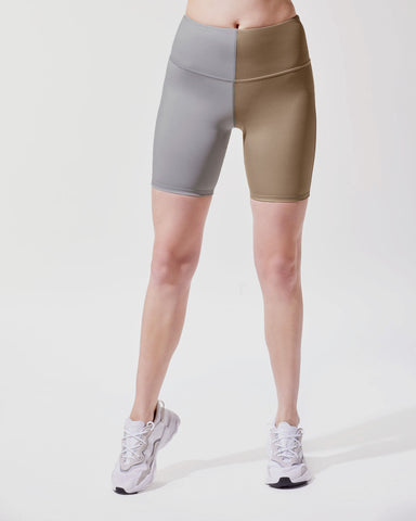 Alloy Short - Golden/Platinum