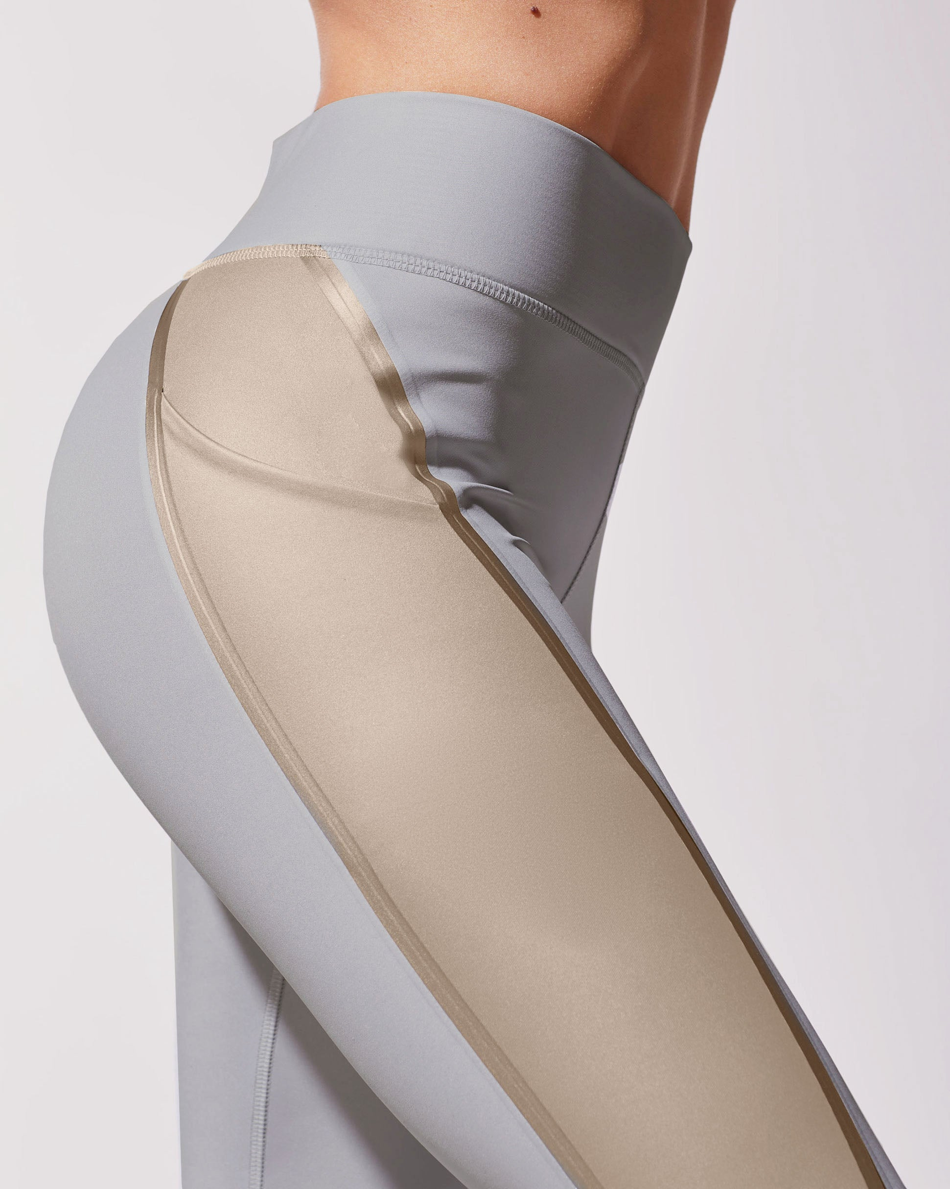 linear-legging-golden-platinum