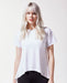 Gemini Top - White