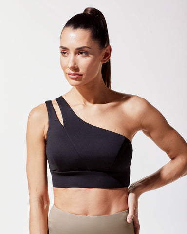 Tigress Longline Bra - Black