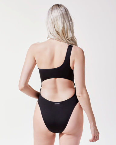 Hydra Bathing Suit - Black
