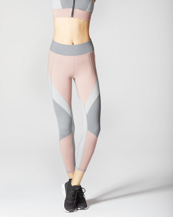 Mist Legging - Rose Quartz