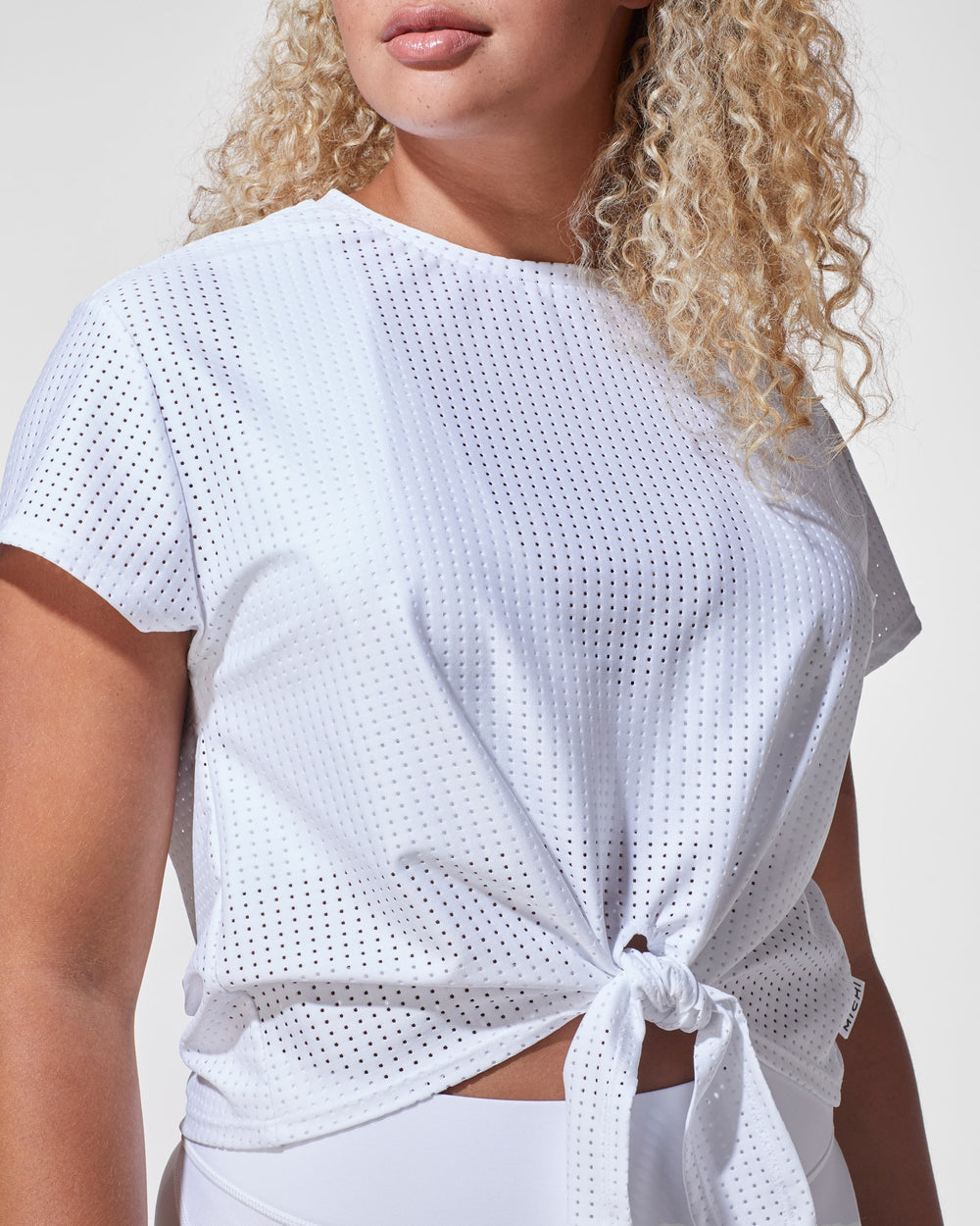 Mistral Top - White