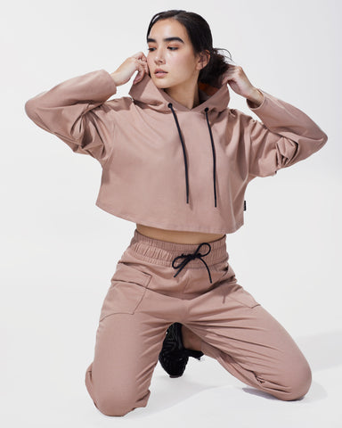 Mysa Sweatpant - Rose Quartz