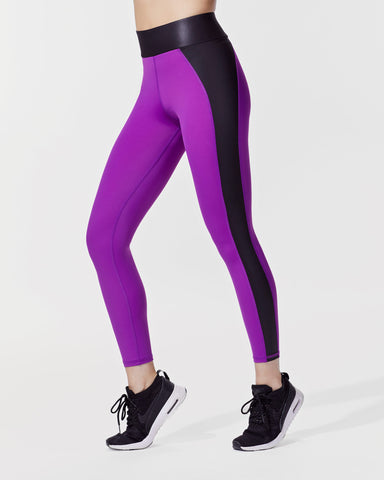 Polaris Legging - Orchid/Black