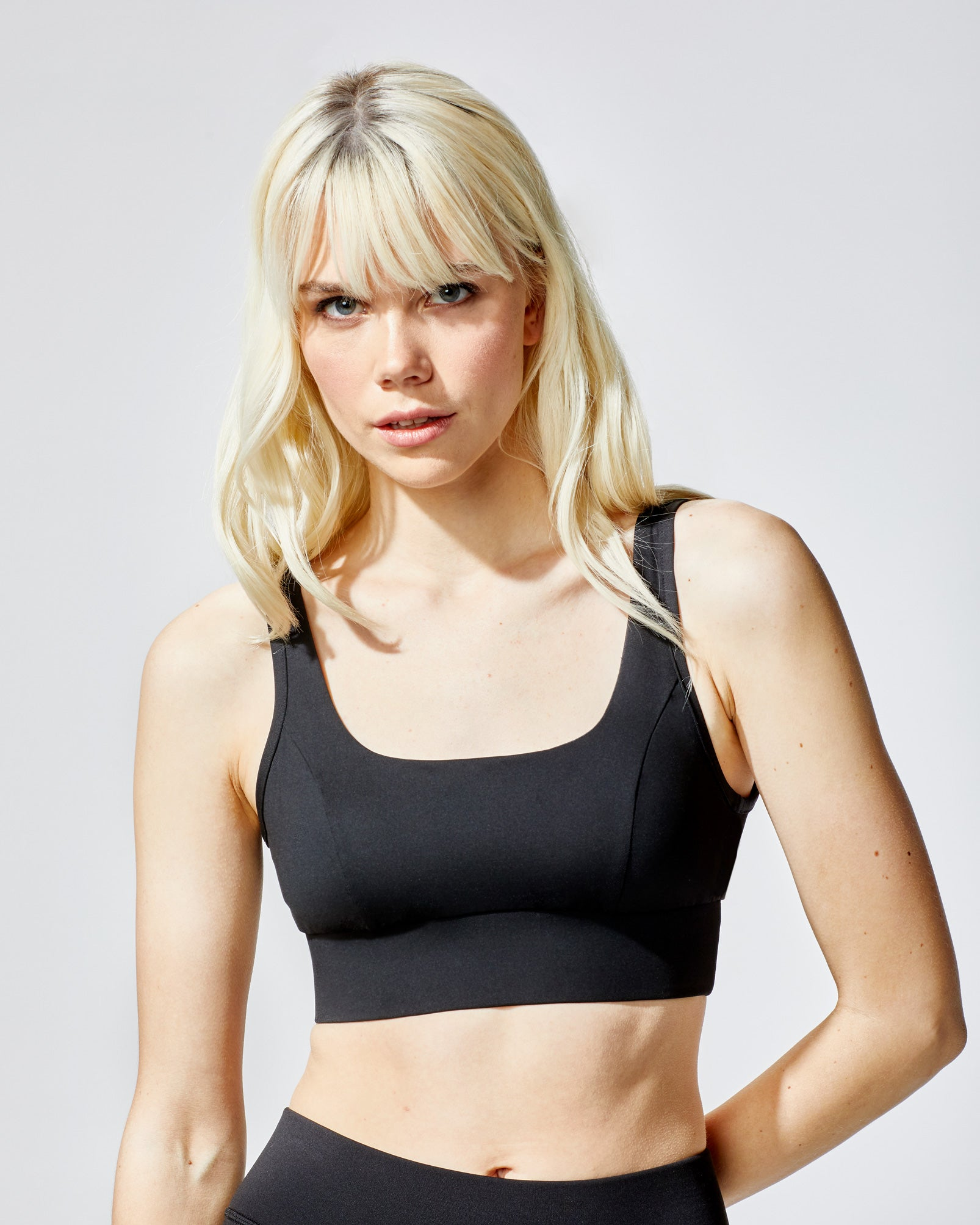power-bra-black