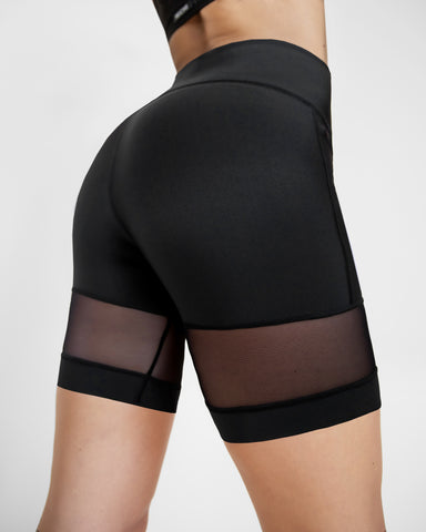 Psyloque Short - Black