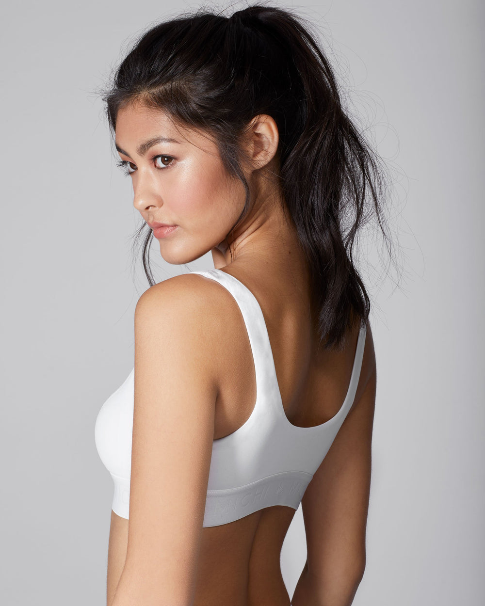 Pulse Bra - White